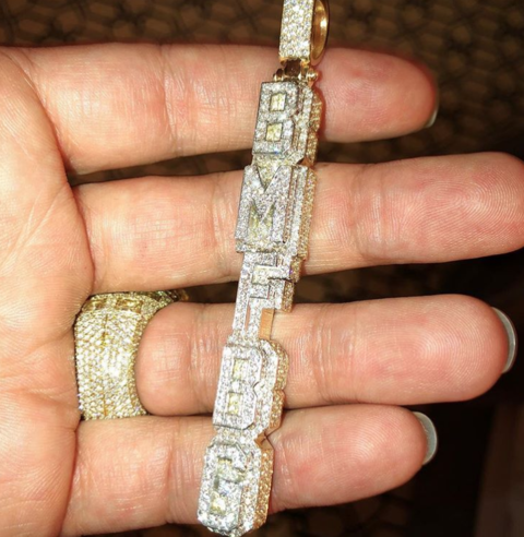 Future's New Giant Jewelry