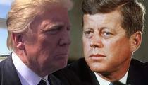 Trump vs. JFK: Presidential Artwork Up for Auction