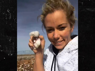 Kendra Wilkinson Picks Cotton in Texas, Throws Insensitive Celebration