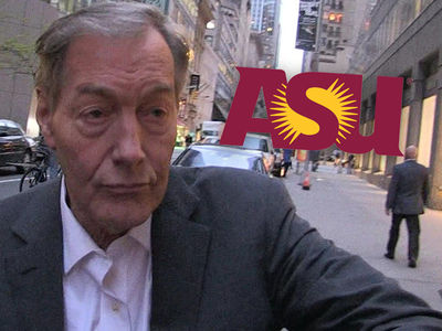 Charlie Rose Loses Walter Cronkite Award for Journalism