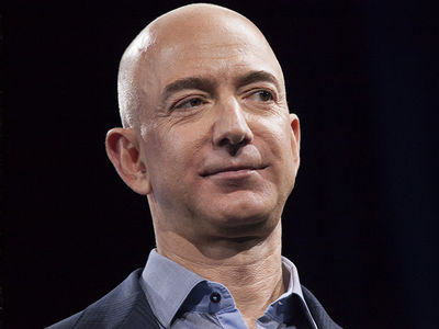 Jeff Bezos Net Worth Now North of $100 Billion