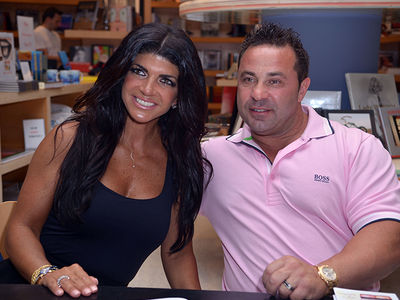 Teresa and Joe Giudice's Wedding Photo Triggers Lawsuit