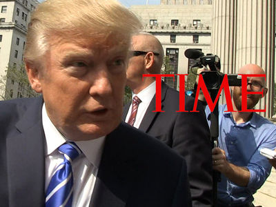 Donald Trump Says He Turned Down Being TIME's Man of the Year