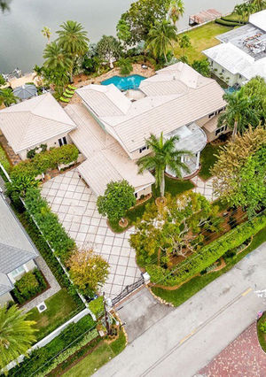 David Cassidy -- Ft. Lauderdale House For Rent