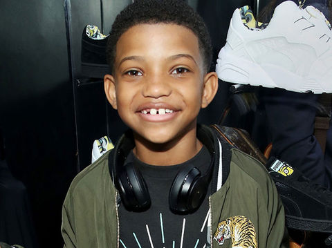 "Lonnie Chavis, best known for playing little Randall on ""This Is Us,"" is only 9 and already raking in $1,000 a day."