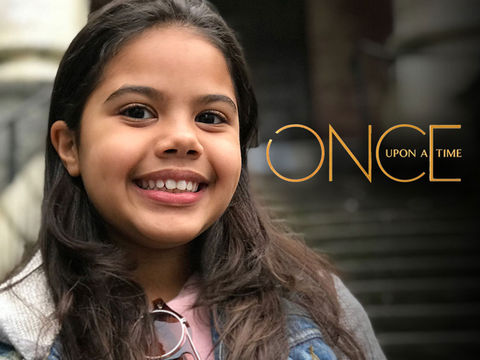 """Once Upon A Time"" star Alison Fernandez's paycheck is a fantasy, because at 12 she's already in line to bank more than $300k a season."
