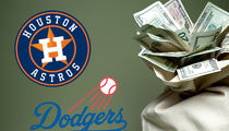 Houston Astros Players Got HUGE World Series Bonus Checks!
