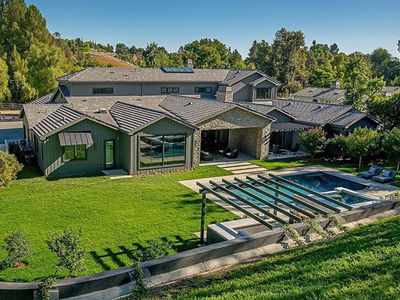 Kris Jenner Drops $9.9 Million for Hidden Hills Mansion