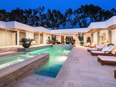 Simon Cowell Drops $25 Mil on Malibu Estate