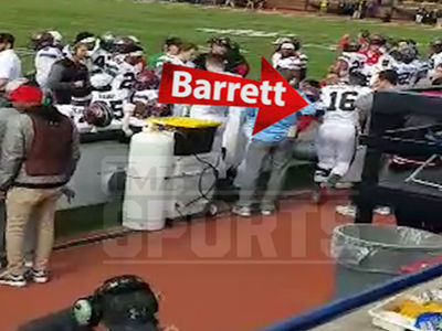 J.T. Barrett Camera Collision Aftermath Caught On Video