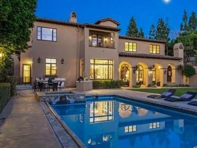 Big Sean Buys Slash's Beverly Hills Mansion at Slashed Price