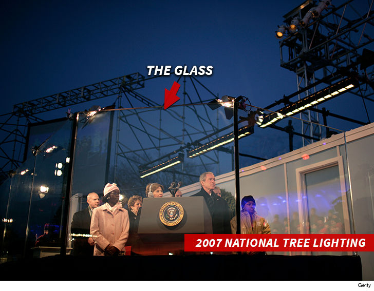 the glass will probably look something like this one from george w bushs 2007 lighting