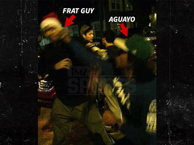 Florida State Kicker vs. Frat Fight Video, Xmas Brawl Revealed