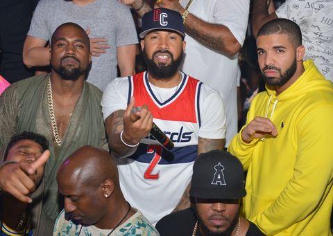 Kenny Burns & Drake