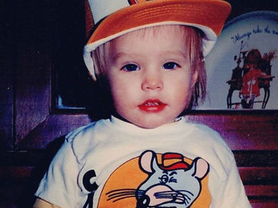 Guess Who This Cheesy Child Turned Into!