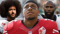 NFL's Eric Reid: Malcolm Jenkins' Players Coalition Played Us, I'm With Kaepernick!