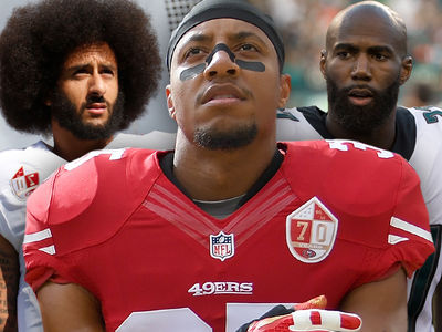 NFL's Eric Reid: Malcolm Jenkins' Players Coalition Played Us, I'm With Kaepernick!