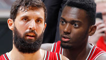 Bulls' Nikola Mirotic Accepts Bobby Portis' Apology After Practice Fight