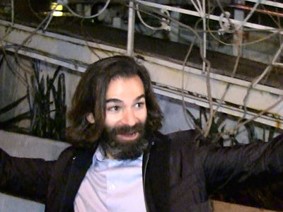 Charles Manson Look-Alike Hits Up Hollywood