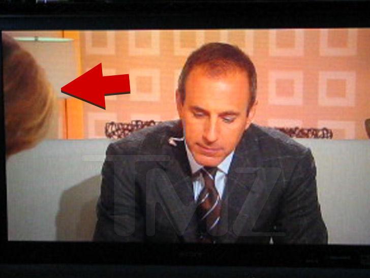 Matt Lauer Caught on Video Telling Meredith Vieira, 'Keep Bending Over,  Nice View' (UPDATE) | TMZ.com