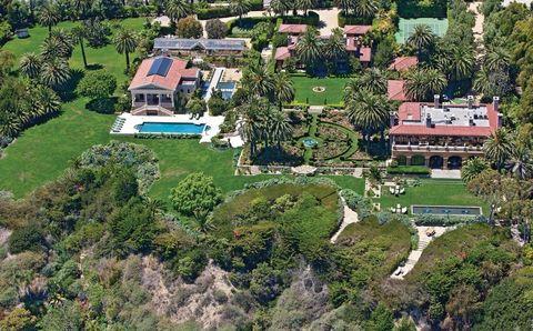 Guess whose Malibu beach house!