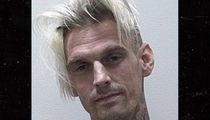 Aaron Carter Charged in DUI Refusal Case