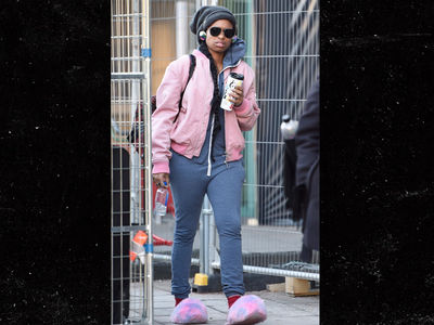 Jennifer Hudson Is Super Comfy Returning to Work During Custody Battle