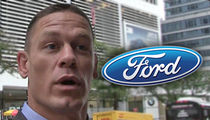 John Cena: Sued By Ford For Selling $500k Supercar