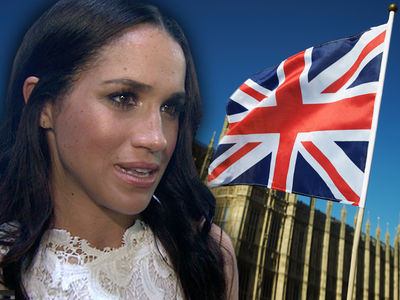 Meghan Markle Won't Get Royal Fast Pass to British Citizenship