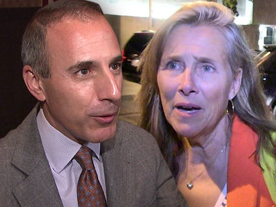 Meredith Vieira's Husband Says She Wasn't Offended by Matt Lauer in 2006 Video