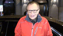 Larry King Says Kaepernick Will Lose Person of the Year Award to Putin or Mueller