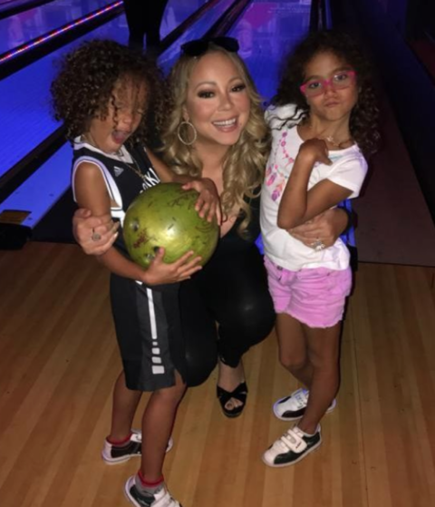 Mariah Carey & Nick Canon
