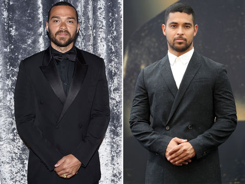 Jesse Williams (36) vs. Wilmer Valderrama (37) -- 'Tell Me You Love Me' Edition