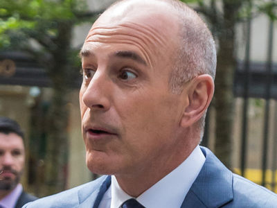 Matt Lauer Still Welcome at Favorite NYC Restaurant