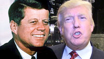 JFK's Oil Painting Sells for $162,500 at Auction, Trump's Art Goes for Much Less