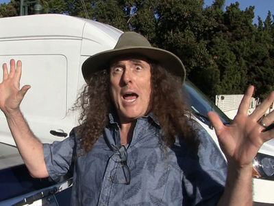 Weird Al, Hey Fox News, Stop Calling Franken by My Name!!!