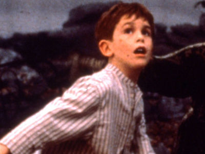 James from 'James and the Giant Peach' 'Memba Him?!