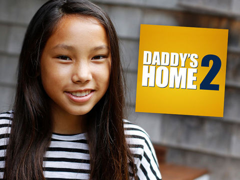 """Daddy's Home 2"" star Yamilah Saravong got $3,500 a week at 11 years old"