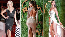 Irina Shayk, Karlie Kloss Shine at The Fashion Awards 2017