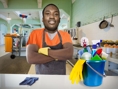 Meek Mill Working Multiple Jobs in Prison at 19 Cents/Hour