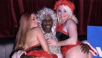 Doc Gooden's Merry XXXMas! Lapdances from Strippers In NYC!