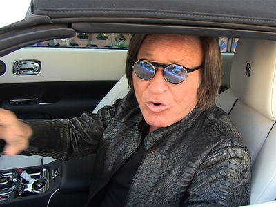 Mohamed Hadid Says Russia's Ban Will Make Olympics Clean Again