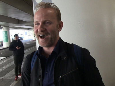 Morgan Spurlock Says Trump's McDonald's Diet Fills a 'Sad Hole'