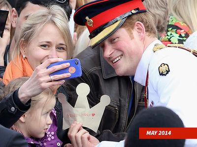 Meghan Markle Needs Royal Refresher on Selfies