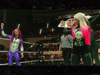 Female WWE Superstars Ditch Sexy Gear For Middle East Throwdown