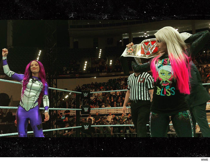 Female Wwe Superstars Ditch Sexy Gear For Middle East Throwdown  Tmzcom-9825