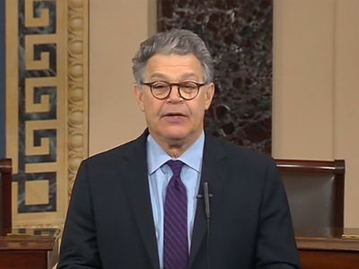 Senator Al Franken Resigns In Wake of Sexual Misconduct Allegations