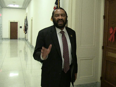 Rep. Al Green Determined to Move Forward with Trump Impeachment Despite Setback