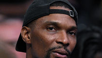 Chris Bosh's House Was a Drug Trafficking Fortress, Cops Say