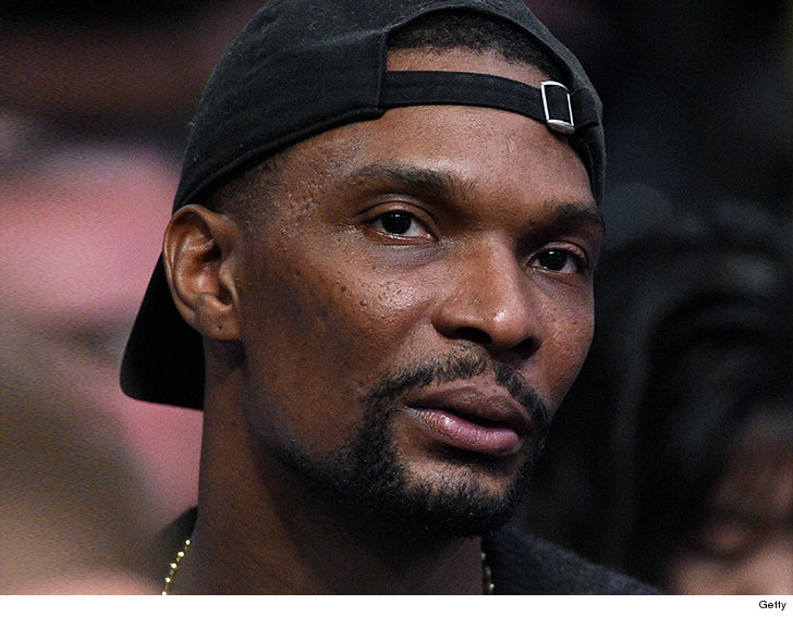 Chris Bosh's House Drug Trafficking Fortress ... Cops Say
